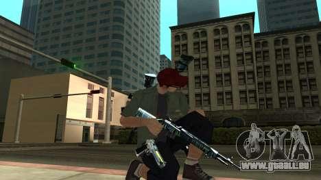 Guns Pack pour GTA San Andreas sixième écran