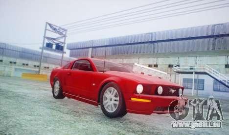 DirectX Test 2 - ReMastered pour GTA San Andreas cinquième écran