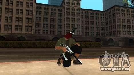 Guns Pack für GTA San Andreas siebten Screenshot