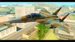 Boeing F-15C IAF