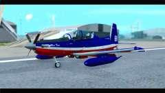 Beechcraft T-6 Texan II Red