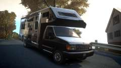 GTA IV Steed Camper pour GTA 4