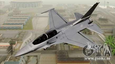 F-16D Fighting Falcon pour GTA San Andreas