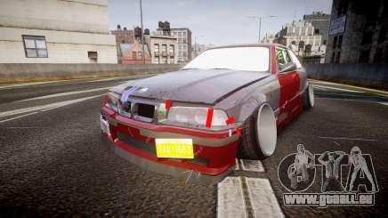 BMW M3 E36 Stance pour GTA 4