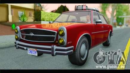 GTA 5 Benefactor Glendale für GTA San Andreas