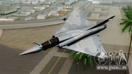 Dassault Mirage 2000 Forca Aerea Brasileira pour GTA San Andreas