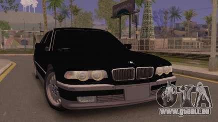 BMW 750iL E38 für GTA San Andreas