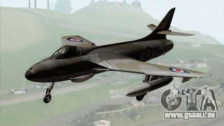 MIG-21MF Romanian Air Force für GTA San Andreas