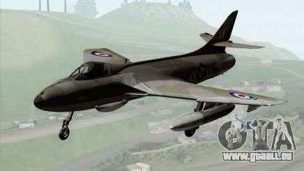 MIG-21MF Romanian Air Force pour GTA San Andreas