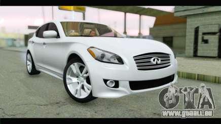 Infiniti M56 pour GTA San Andreas