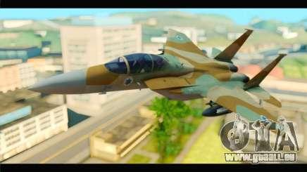 Boeing F-15C IAF pour GTA San Andreas