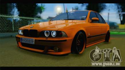 BMW M5 E39 Simply Cleaned für GTA San Andreas