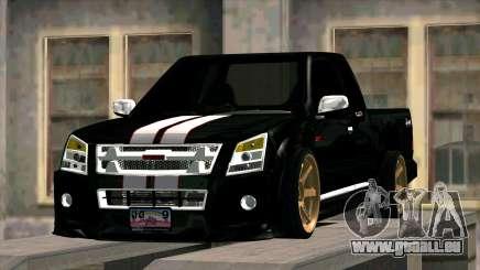 Isuzu D-Max X-Series für GTA San Andreas