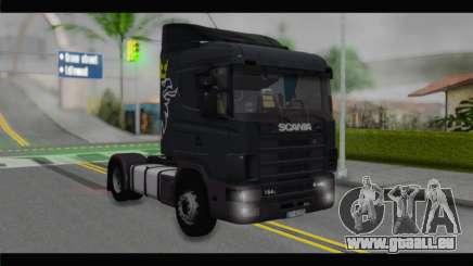 Scania 164L 580 V8 pour GTA San Andreas