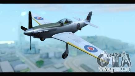 P-51 Mustang Mk4 pour GTA San Andreas