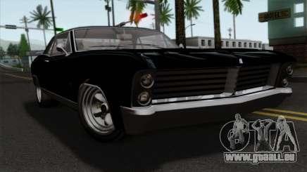 GTA 5 Albany Buccaneer pour GTA San Andreas