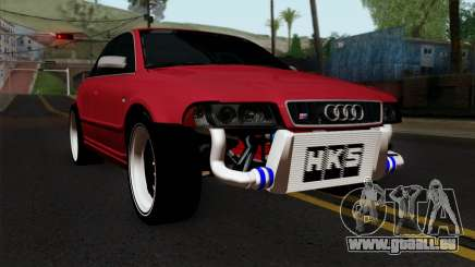 Audi S4 2000 Drag Version für GTA San Andreas