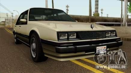 GTA 4 Willard II für GTA San Andreas