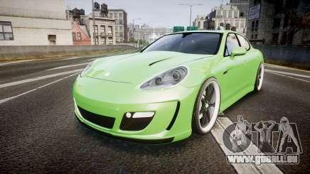 Porsche Panamera Turbo 2010 für GTA 4