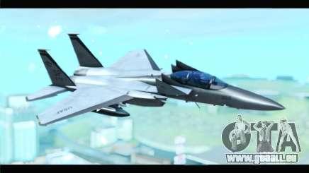 McDonnell Douglas F-15D Timberwolves Squadron pour GTA San Andreas