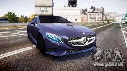 Mercedes-Benz S500 (C217) 2015 für GTA 4