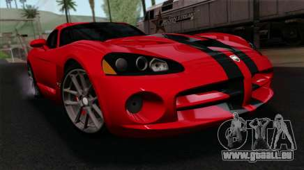 Dodge Viper SRT10 v1 pour GTA San Andreas