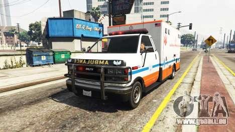 GTA 5 Ambulance v0.7.2