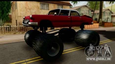 Monster Glendale für GTA San Andreas