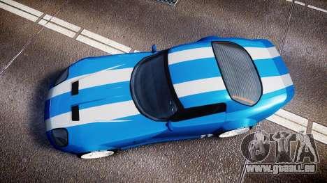 Bravado Banshee Double Stripe für GTA 4 rechte Ansicht