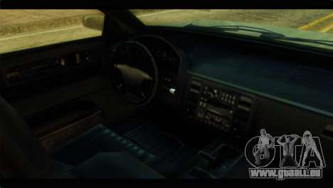 GTA 4 Pinnacle für GTA San Andreas rechten Ansicht