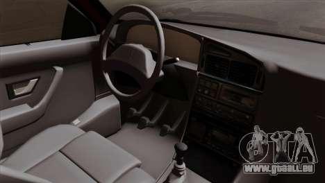 Peugeot 405 Pickup pour GTA San Andreas vue de droite