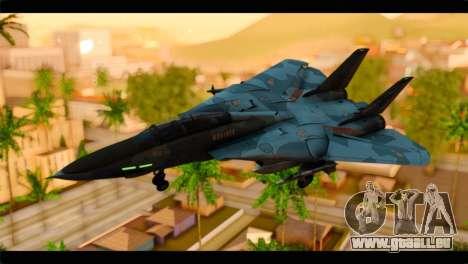 Grumman F-14D SuperTomcat Metal Gear Ray pour GTA San Andreas