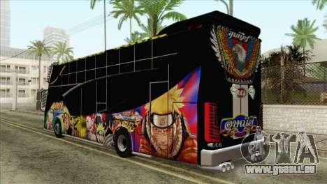 Bus Thailand pour GTA San Andreas laissé vue