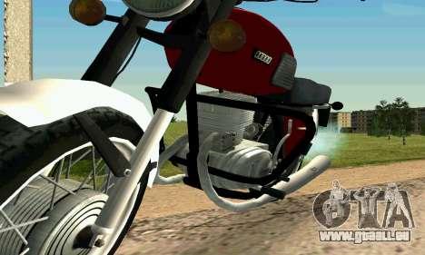 IZH Planeta-4 pour GTA San Andreas vue de droite