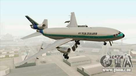 DC-10-30 Air New Zealand pour GTA San Andreas