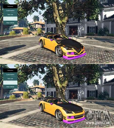 GTA 5 Instant Customs v1.0 dritten Screenshot