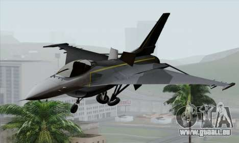 F-16XL für GTA San Andreas