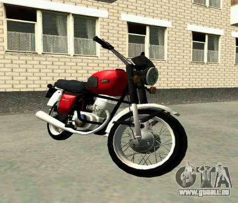 IZH Planeta-4 pour GTA San Andreas