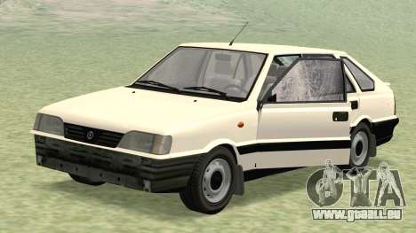 Daewoo FSO Polonez Caro Plus ABC 1999 pour GTA San Andreas moteur
