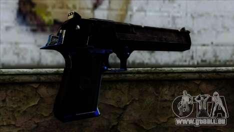 Desert Eagle Estonia pour GTA San Andreas deuxième écran