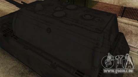Panzerkampfwagen VIII Maus pour GTA San Andreas vue de droite