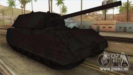 Panzerkampfwagen VIII Maus pour GTA San Andreas