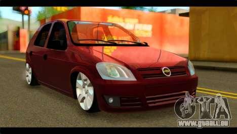 Chevrolet Celta VHC 1.0 für GTA San Andreas