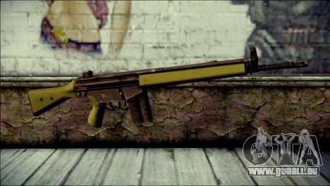 HK G3 Normal pour GTA San Andreas