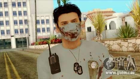 ER Alex Shepherd Skin für GTA San Andreas dritten Screenshot