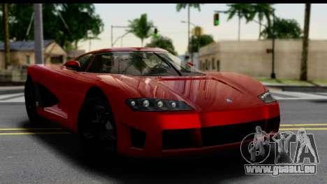 GTA 5 Overflod Entity XF pour GTA San Andreas