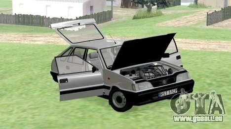 Daewoo FSO Polonez Caro Plus ABC 1999 pour GTA San Andreas vue de côté