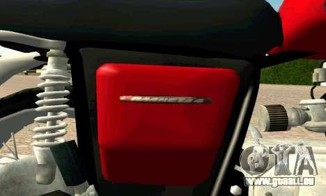 IZH Planeta-4 für GTA San Andreas Seitenansicht
