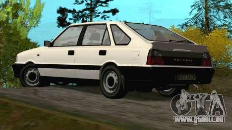 Daewoo FSO Polonez Caro Plus ABC 1999 pour GTA San Andreas vue de droite