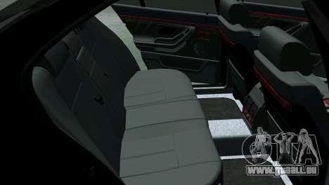 BMW 750i e38 pour GTA San Andreas roue